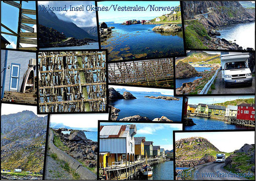 Norwegen Rundreise 2014