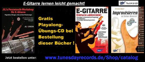 Lehrbuch-Bundle mit Gratis Jamtracks-CD !  Bundle versandkostenfrei bestellen !
