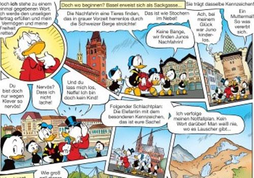 Copyright Ehapa-Verlag