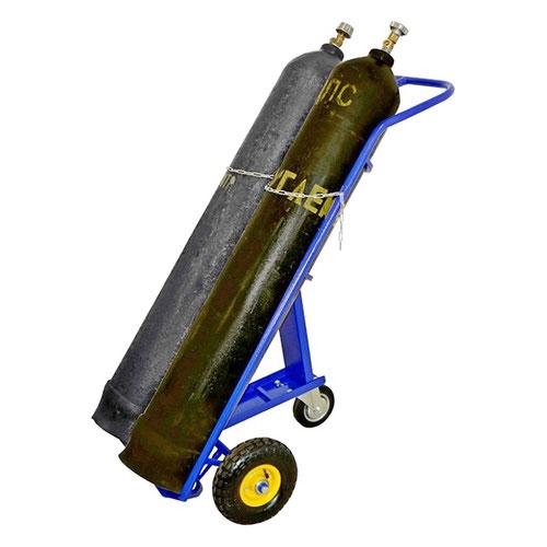 Тележка для перевозки газовых баллонов ГБ 2