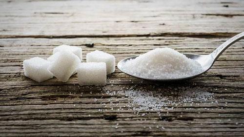 Содержание сахара в разных напитках