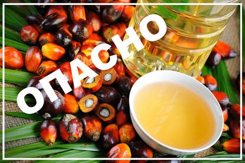 Пальмовое масло - опасно для здоровья