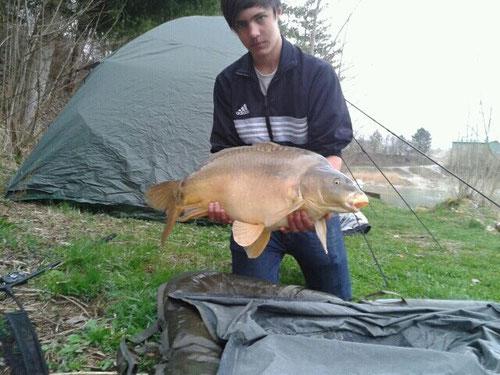 9,90 kg von Phil am Baggersee