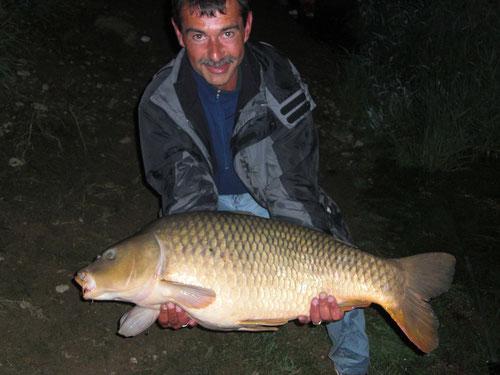 16,36kg  Baggersee