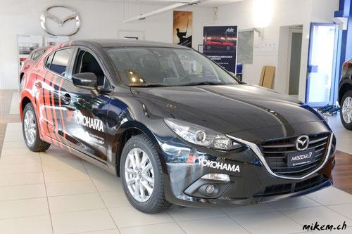 Der neue Mazda 3