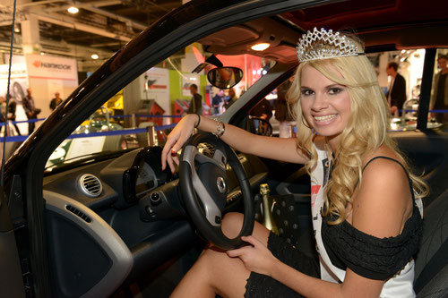 Neue Miss Auto Zürich
