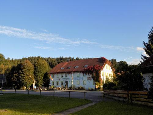 Ansicht aus der Richtung Schongau-Peiting