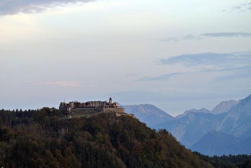 Burg Landskron / Ossiacher See