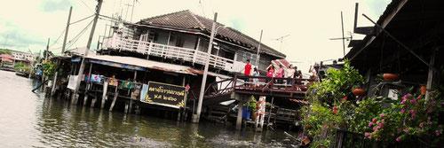 Green-Mango Bangkok Touren: Update 2013