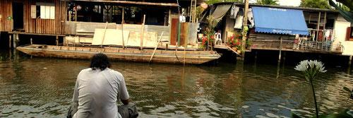 Khlong Bang Luang + Baan Silapin: Bangkok Tour für Entdecker mit Green-Mango Travel