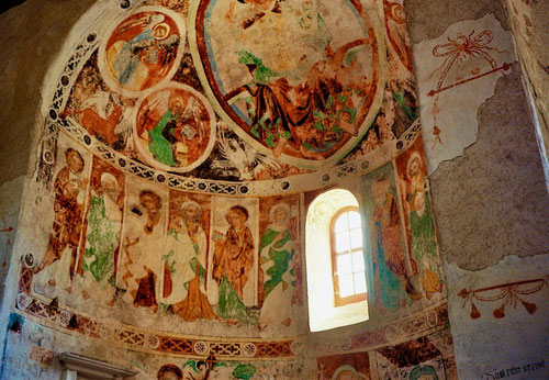 Romanische Kapelle unterhalb des Fluela-Passes