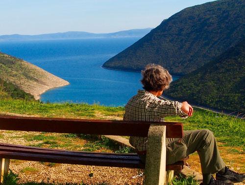 ein Platz zur Betrachtung unserer wundervollen Welt