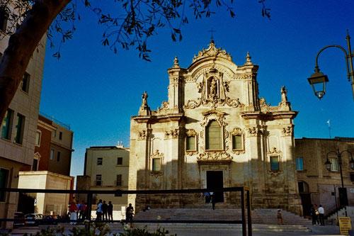 Felsenkirche San Pietro Cavioso