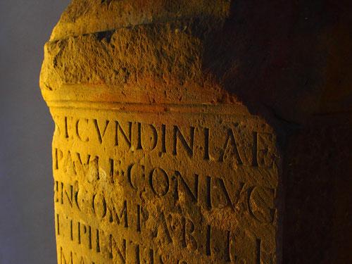 das längste Baudenkmal Europas, erbaut im 2. Jhd. nach Chr.