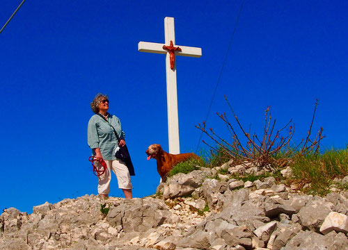 grandioses Gipfel-Erlebnis auf 538 m Höhe