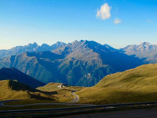 auf dem Weg zur Kaiser-Franz-Josefs-Höhe, 2369 m