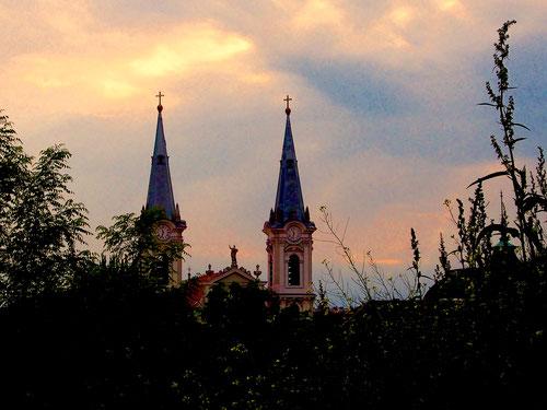 die Stiftkirche von Esztergom