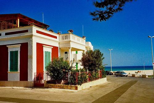 ein geschmackvolles Privathaus in Strandnähe