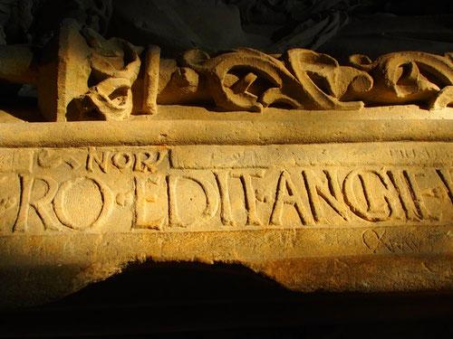 Grabstelle von Otto I - genannt der Grosse