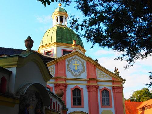 die Zisterzienserinnenabtei Klosterstift St. Marienthal ist ein Ort der Begegnung mit Gott