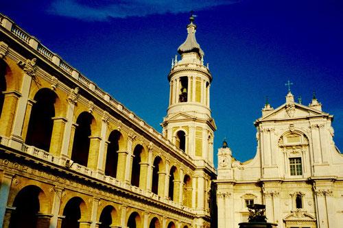 die Basilika zum heiligen Haus