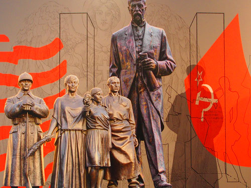 Kunst aus kommunistischer Zeit
