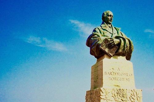 Bartholomäus Borghese ein italienischer Epigraphiker