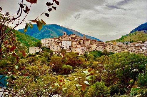 Scanno, das schönste Dorf in den Abruzzen