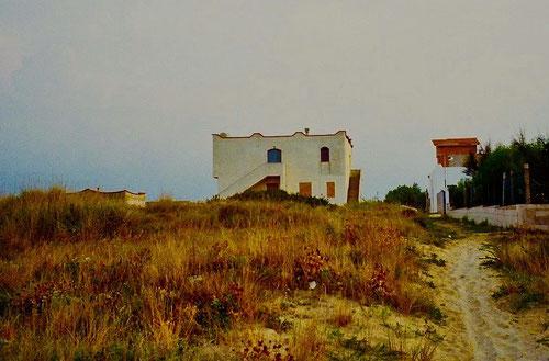 Strandhaus von Antonio´s Familie