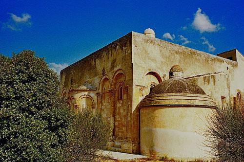 Besichtigung der Kirche von Maria de Seponte