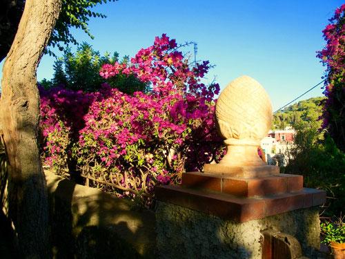Garten des Augustus, Anfang oder Ende der Via Krupp