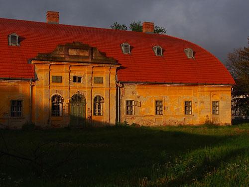 Ronay-Schloss - erbaut zwischen 1735-40 von Pronay Gabor
