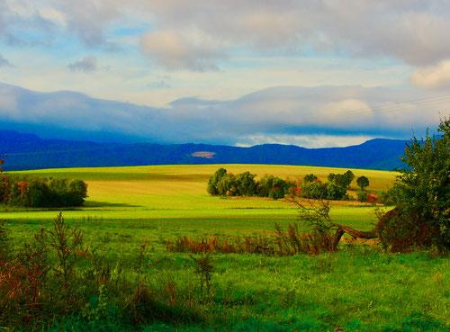 unwirklich schöne Landschaftsbilder