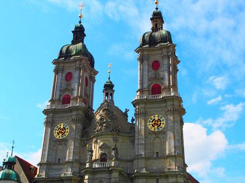 Stiftskirche und Stifts-Bibliothek - UNESCO Weltkulturerbe