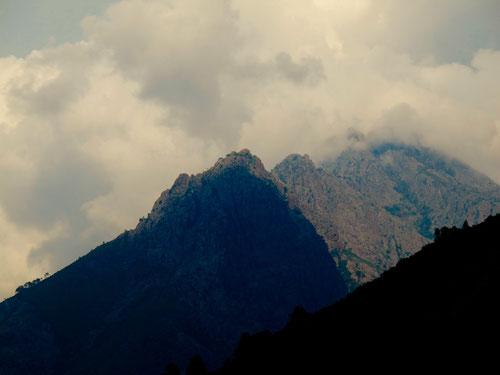 Mountain - Chaos de Bocca Rezza - im Tals la Figuerella