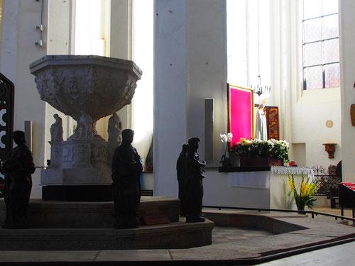serh öffentlich die innere Kirchen-Athmosspähre