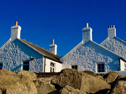 die Südspitze Cornwall, Zielpunkt für vieler England-Reisender