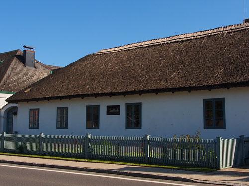 das Haydn-Geburtshaus - ein Kultur-Denkmal von internationalem Rang