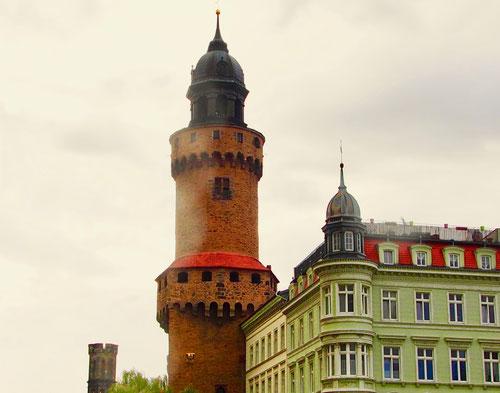 Görlitz wurde im WK II nicht bombardiert