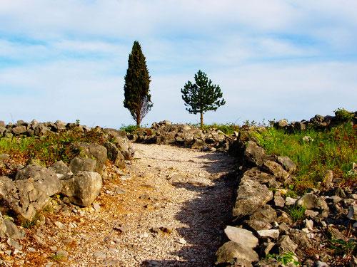 San Michele aus wurde zu Wahrzeichen der 12 Isonzo-Schlachten