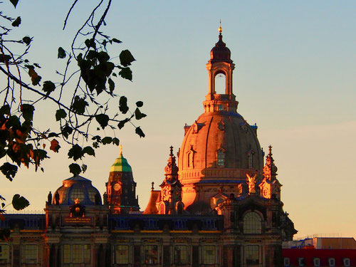 unglaublich schön - die Kuppel der Frauenkirche