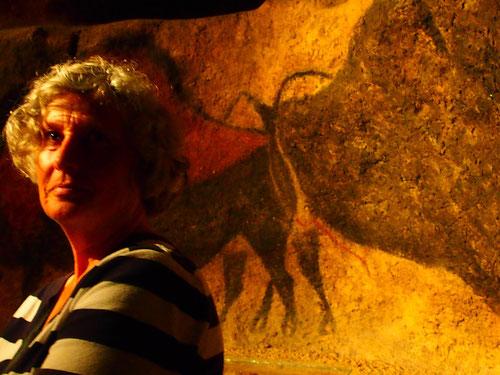 beeindruckend die Besichtigung der Höhle von Lascaux