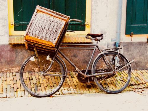 das Fahrrad geniesst in Holland einen Sonder-Status