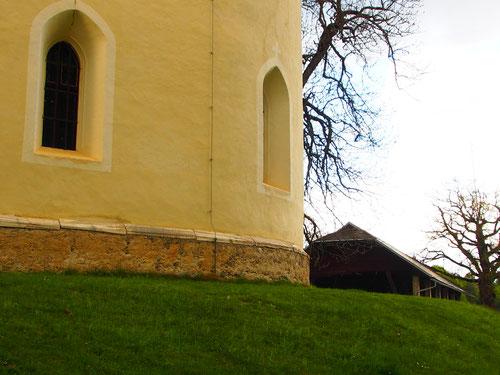 Kapelle erbaut 1647
