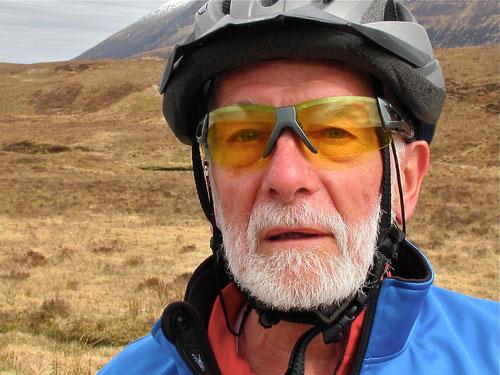 74 Jahre alt war Mark, früher ein leidenschaftlicher Teacher für Physik
