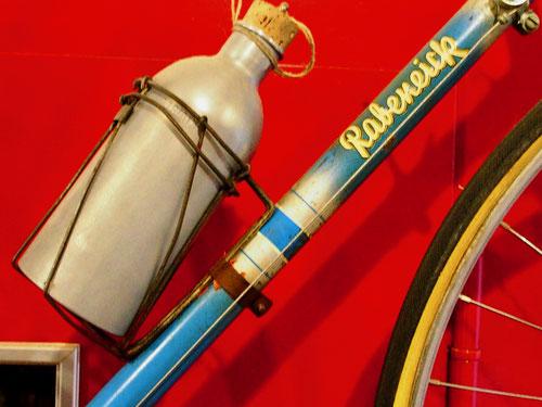 ein Rabeneick-Rennrad gebaut Mitte der 50-iger Jahre