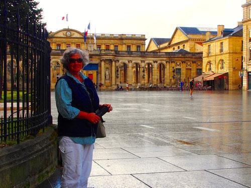 den Place de la Bourse empfanden wir etwas spröde und ausdruckslos