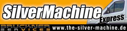 Silver Machine Express ist der Tourbus mit dem besonderen Service und günstigen Preisen für Bands, Geschäftsleute Künstlergruppen, Agenturen und Veranstalter