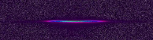 出力2kW@ビームサイズ10mm x 0.23mm