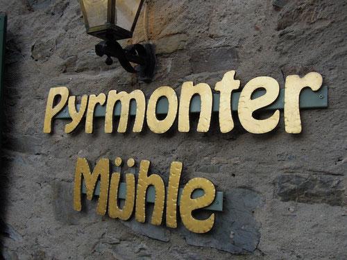 Landgasthof Mühle Pyrmont in Roes